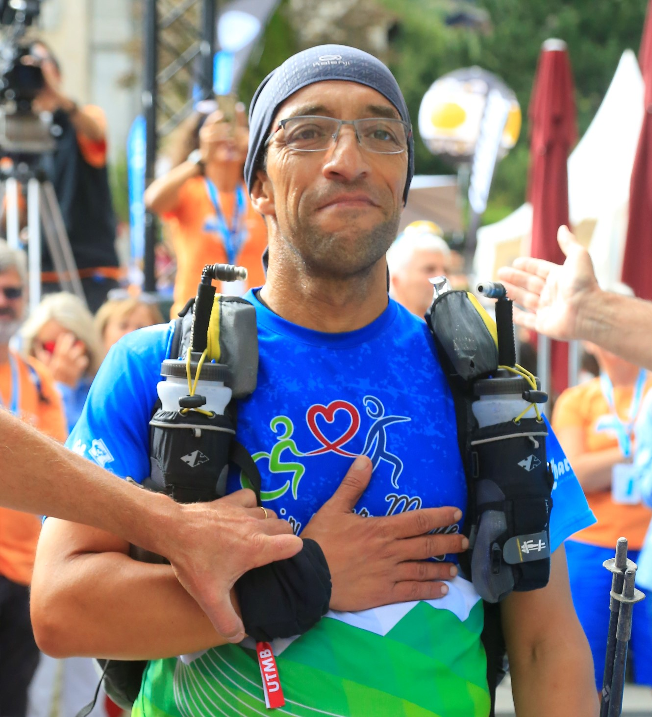 UTMB - Finisher
